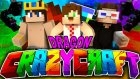 Minecraft Crazy Craft -6- Dragonlarla Savaş !!