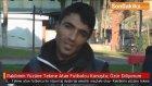 Rakibinin Yüzüne Tekme Atan Futbolcuya 2 Yıl Men