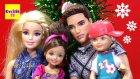 Barbie ve Ailesi Yeni Yıl Alışverişinde | Barbie Türkçe izle | EvcilikTV Evcilik Oyunları