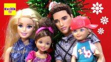 Barbie ve Ailesi Yeni Yıl Alışverişinde   Barbie Türkçe izle   EvcilikTV Evcilik Oyunları