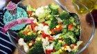 Karnabaharlı Brokoli Salatası / Ayşenur Altan Yemek Tarifleri
