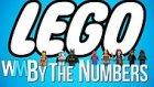Rakamlarla Şaşırtacak Muhteşem Lego Gerçekleri
