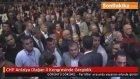 CHP Antalya Olağan İl Kongresinde Gerginlik