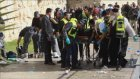 İsrail polisleri bir Filistinliyi öldürdü