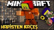 Minecraft - HAPİSTEN KAÇIŞ! - GARDİYAN SALDIRISI! : Kaçakcılar 2 Özel Harita