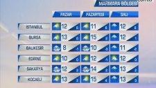 27, 28 ve 29 Aralık hava nasıl olacak?