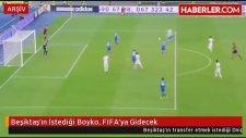 Beşiktaş'ın İstediği Boyko, FIFA'ya Gidecek