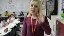 İngilizce Dersi Sınıf İçi Çalışmaları Özel Mektebim Okulları Özge Onaran