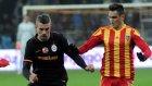 Kayserispor 1-1 Galatasaray - Maç Özeti (27.12.2015)