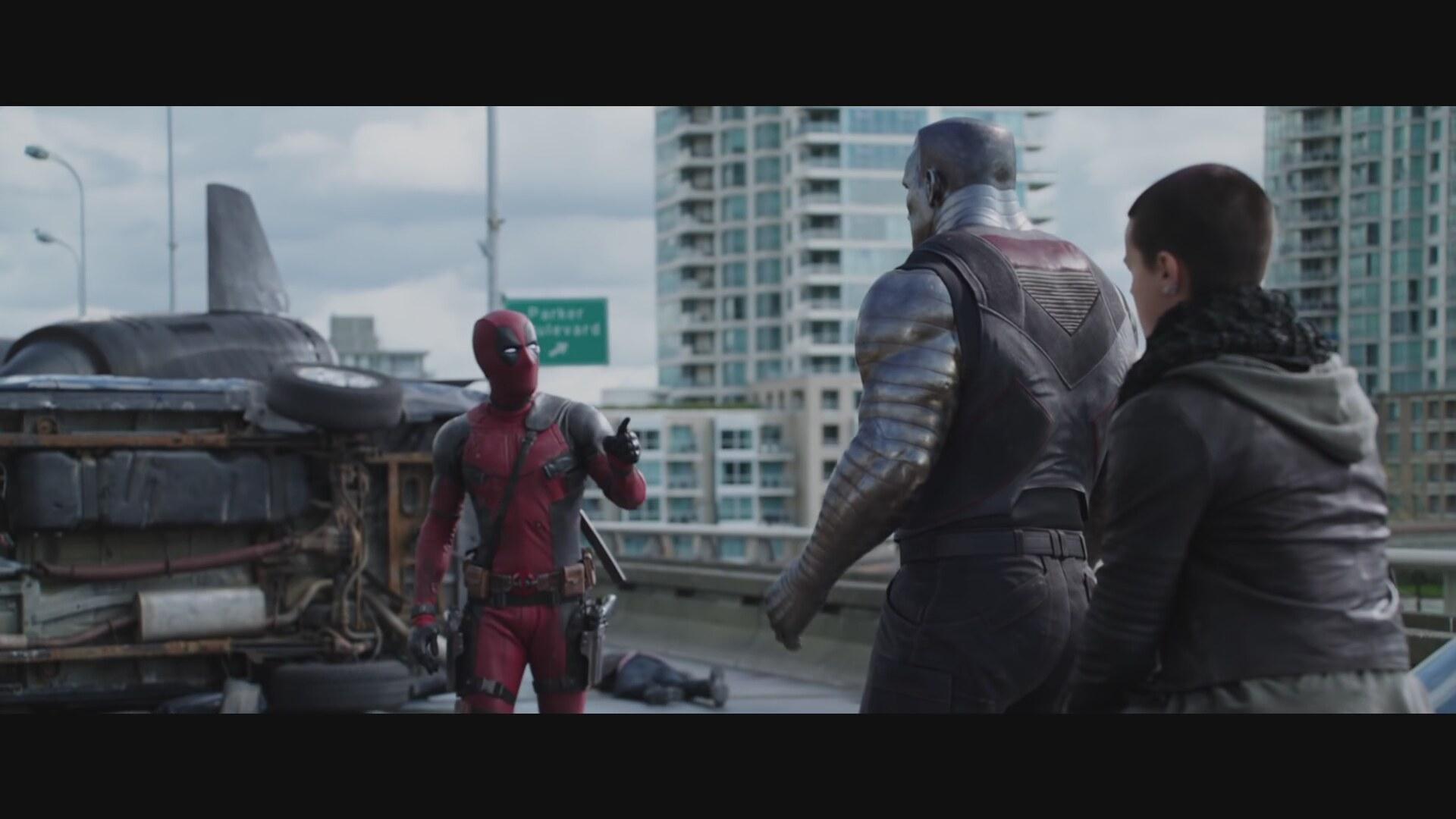 Deadpool 2016 2 Türkçe Dublajlı Fragman Izlesenecom