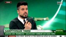 Gökhan Zan: 'Kadıköy'de kupa kaldırmak..'