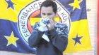 Narkozun Etkisiyle Fenerbahçe Marşı Söyleyen Taraftar