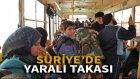 Suriye'de Yaralı Takası