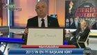 İşte 2015 yılının En İyi Başkanı