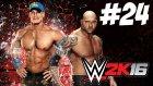 WWE 2K16 Kariyer Modu Bölüm 24 ( ÇILDIRACAM ULAN)