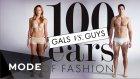 Kadın ve Erkek Modasının 100 Yıl İçindeki İnanılmaz Değişimi