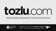 Tozlu.com'da Elbise, Tunik ve Trikolarda İndirim!