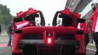 Süper Otomobillerin Motor Sesleri Yarıştı