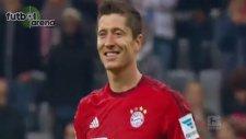 2015'in lideri Lewandowski! Tarih yazdı...
