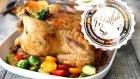 Fırında Tereyağlı Tavuk / Yemek Tarifleri