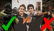 BATUHAN VS EMJAN (1v1) - 1 TL SKİN CEZALI! - Counter Strike:Global Offensive
