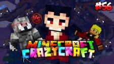 KURTADAM LANETİ! ve VAMPİR OLDUK! (Kurtadam vs Vampir) - Türkçe Minecraft Crazy Craft : #56
