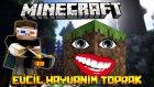 Minecraft | BENİM EVCİL HAYVANIM TOPRAK BLOK! | Özel Harita