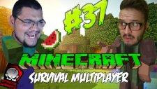 Minecraft (Türkçe) Survival Multiplayer : Bölüm 37 - SEVGİ PITIRCIĞI! (/w Oyunsal TV)
