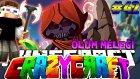 ÖLÜM MELEĞİ vs Ahmet Aga (ÖLÜM İLE SAVAŞTIM!) - Minecraft Crazy Craft Türkçe : #42