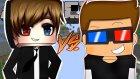 AHMET AGA VS GEREKSİZ ODA - Never Back Down - Türkçe Minecraft