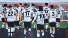 Beşiktaş'tan Vodafone Arena animasyonu