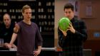 Lewandowski'nin bowling keyfi