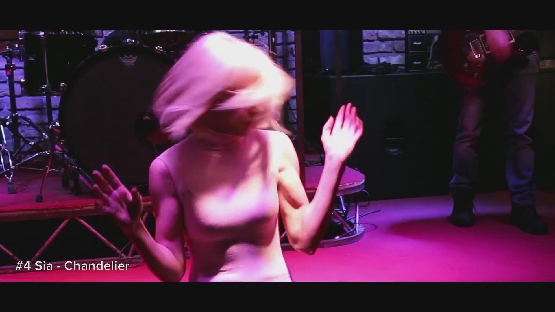 Sia Chandelier Şarkıları Dinle - Müzik Klipleri   İzlesene.com