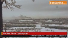 Sur'da 5 Asker Yaralandı