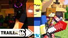 TRAILER - Burak Oyunda Minecraft Animation 2 - Burak vs Mobs |HG Animation|