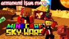 YENİ GEZEGENLERİ İŞGAL ETMEK! - Minecraft Sky Wars (Gökyüzü Savaşları)