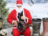 Noel Baba'dan Darbuka Solo