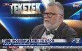 Abdülhamit'in H. Tevfik Paşa'yı Bilim Yaptığı için Mareşal Yapması  Celal Şengör