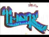 Twone Graffiti Çalışmaları