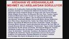 Ardahan Ve Ardahanlılar Mehmet Ali Arslan'dan Soruluyor