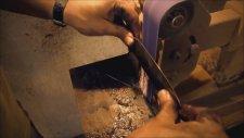 Bijon Anahtarından Bıçak Yapımı
