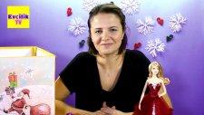 Dev Sürpriz Oyuncak Kutusu 9 :  Barbie Minişler Polly Pocket Karlar Ülkesi Elsa  - EvcilikTV