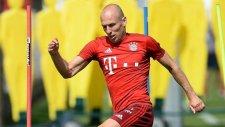 Futbol cambazı Robben!
