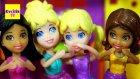 Polly Pocket Yılbaşı Kutlaması | EvcilikTV Evcilik Oyunları