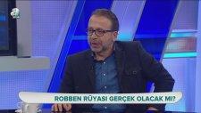 'Robben Fenerbahçe forması giyecek'