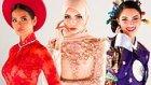 Asya'nın Dört Bir Tarafında Giyilen Gelinlikler