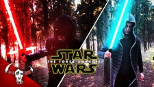 Star Wars: The Force Awakens 2015 (Parody)
