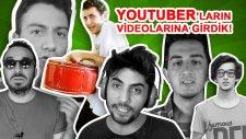 Youtuber'ların Videolarına Giriyoruz! (Enes Batur , Ruhi Çenet Vs.)