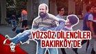Yüzsüz Dilenciler Bakırköy Meydanda - Kamera Şakası