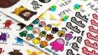 Hiç Sticker Yapıştırdınız mı?